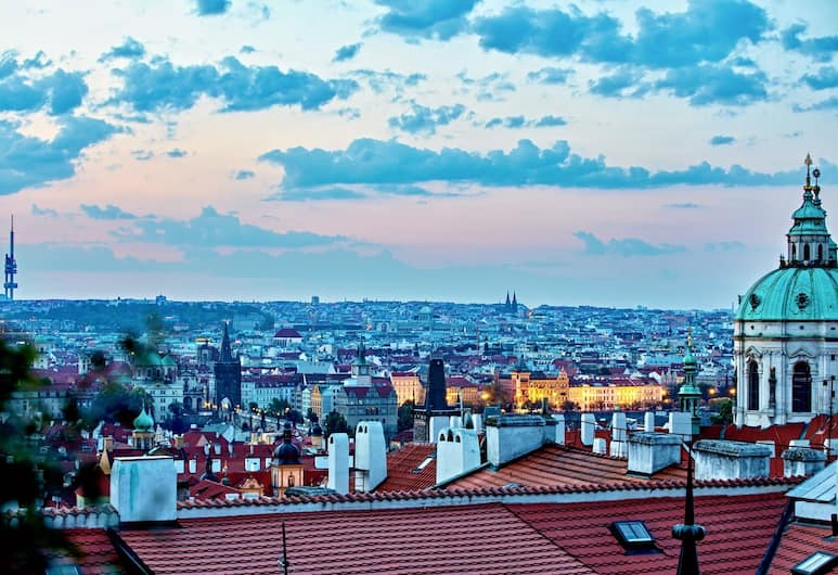 Royal View Apartments, Praha