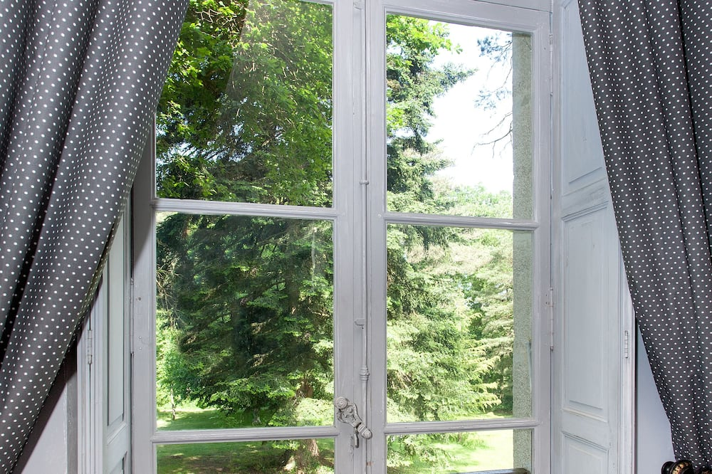 Double Room (aux Herbiers) - Park view