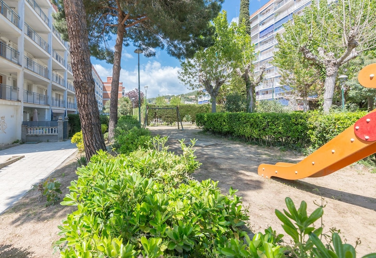 HomeHolidaysRentals Vall III - Costa Barcelona, Santa Susanna, Κήπος