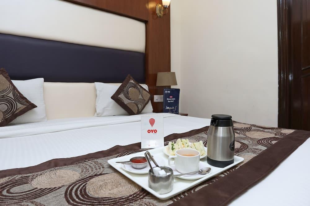 雙人或雙床房 - 客房餐飲服務