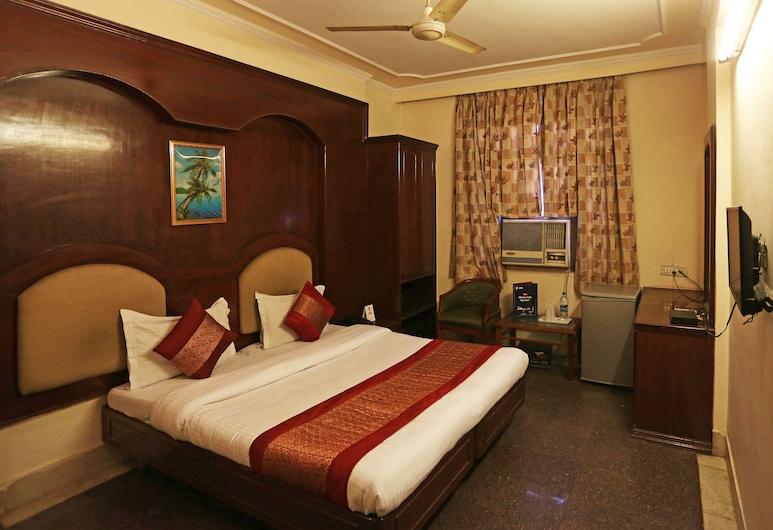 OYO 6886 黃金宮殿酒店, 新德里, 雙人或雙床房, 客房