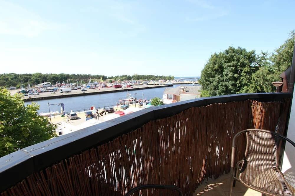 Habitación doble Confort, balcón (Widok na wodę) - Balcón