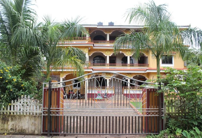OYO 9860 Home 1 BHK  Bardez North Goa, Sangolda, Front of property