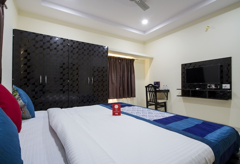 OYO 6663 Airport Pride Inn, Hyderabad, Double or Twin Room, Guest Room