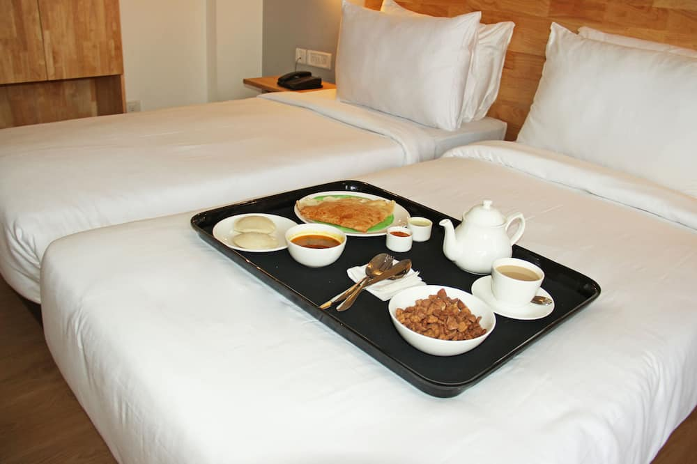 Usluga u sobi – obroci