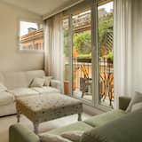 דירה אקסקלוסיבית, 2 חדרי שינה, נוף לעיר - אזור מגורים