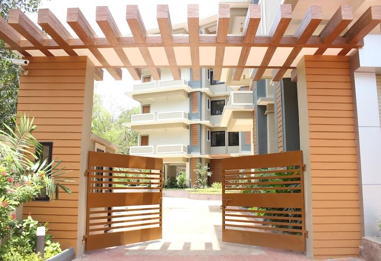 OYO 9290 Home Party 3 BHK North Goa Road, Alto de Porvorim, Eingangsbereich