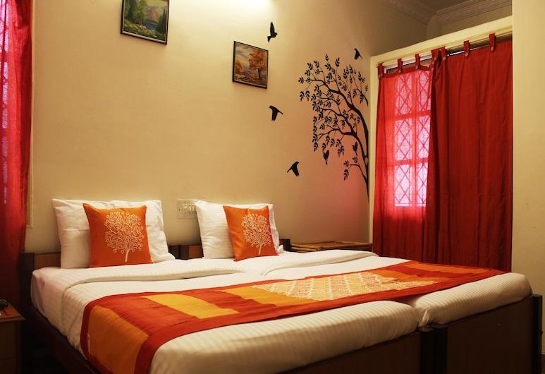 오요 3241 홈 스테이 인디라나가르, 벵갈루루, 더블룸 또는 트윈룸, 객실