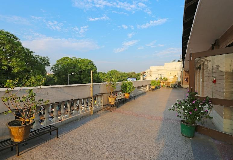 OYO 551 Hotel York, New Delhi, Terrace/Patio