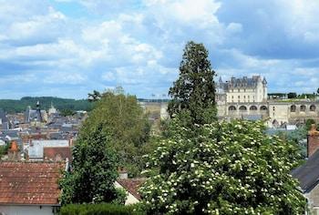 A(z) Gîte 9 pers centre ville jardin et parking clos, superbe vue hotel fényképe itt: Amboise