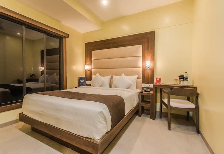 OYO 9187 Adlon International, Bombay, Tek Büyük veya İki Ayrı Yataklı Oda, Oda