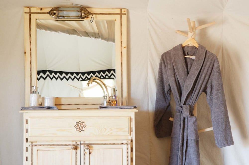 奢華帳篷 - 浴室
