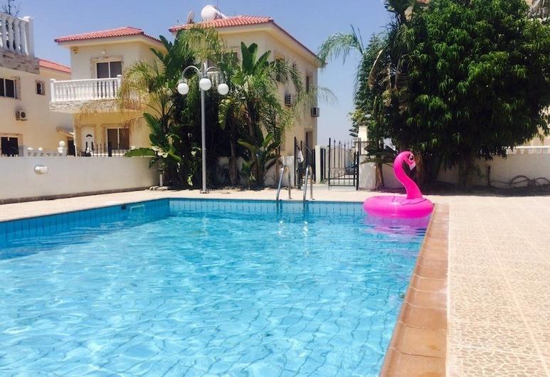 Protaras Villa Daisy, Paralimni, Vonkajší bazén