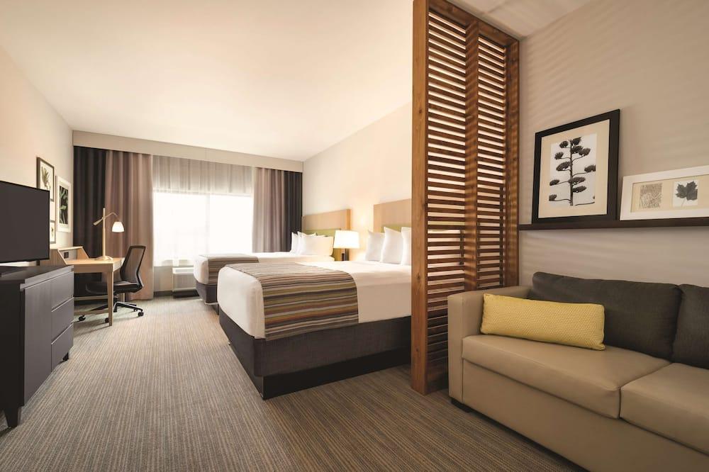 Suite, flere senger, ikke-røyk - Gjesterom