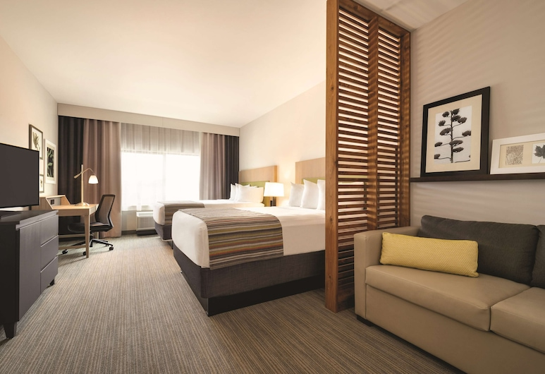 Country Inn & Suites by Radisson, Page, AZ, Page, Suite, 1 habitación, no fumadores, Habitación
