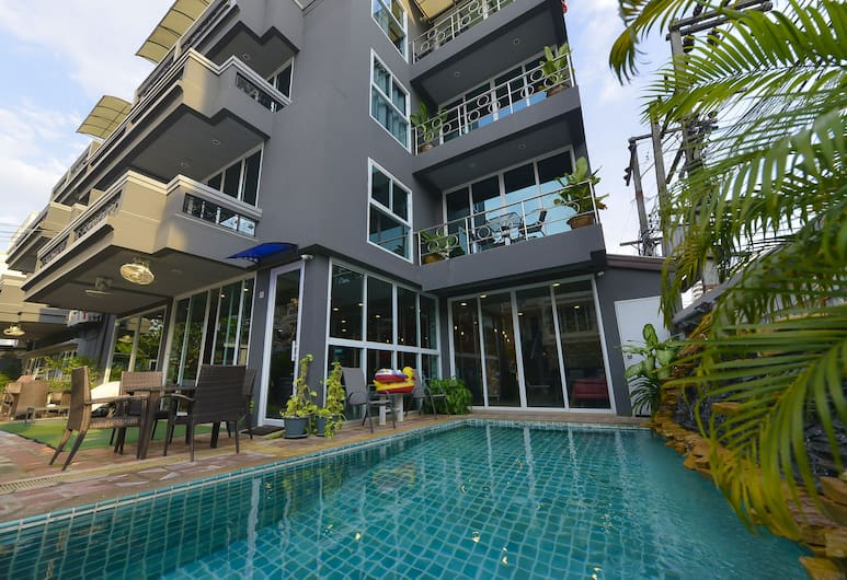Livit70's hotel & hostel, พัทยา