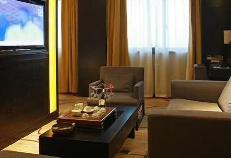 Ligang Hotel, צ'אנגדה, חדר אורחים