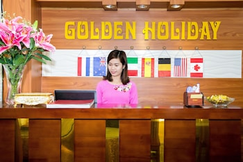 Selline näeb välja Cat Ba Golden Holiday Hotel, Hai Phong