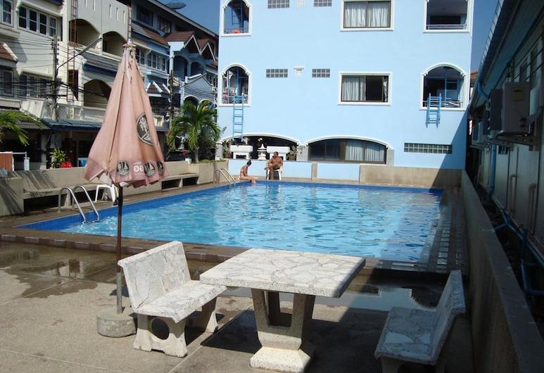 A&B Hotel, Hua Hin, Outdoor Pool