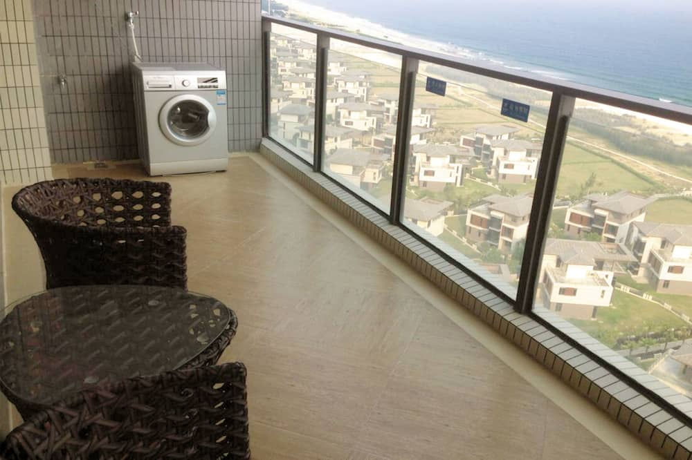 海景雙床房 - 露台