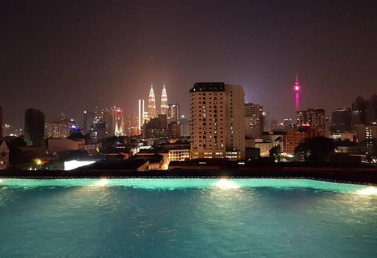 Leo Palace New Wing Kuala Lumpur, PWTC, Kuala Lumpur, Kolam Atas Bumbung
