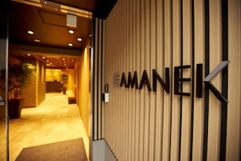 Tokyo bölgesindeki Hotel Amanek Asakusa Azumabashi Sky resmi