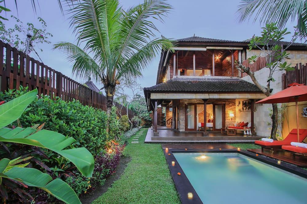 Standard Villa, 2 Bedrooms, Smoking, Pool View - Outdoor Pool