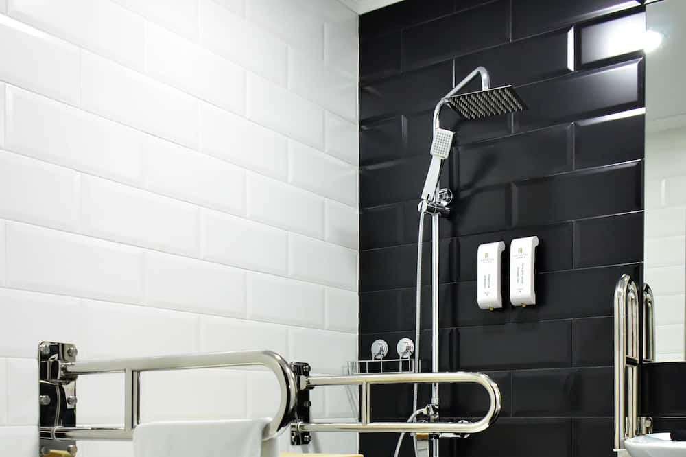 Suite - handicapvenligt - Badeværelse