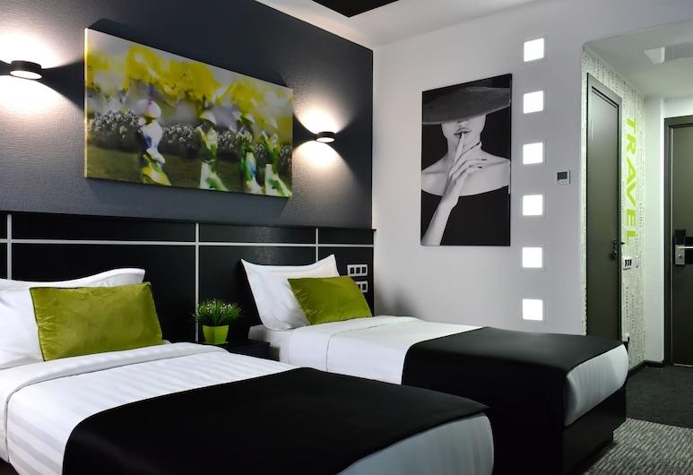 آرت هوتل بيشكيك, بيشكيك, غرفة لفردين, غرفة نزلاء