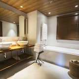 Premier Room, 1 King Bed, Mountain View - Bathroom