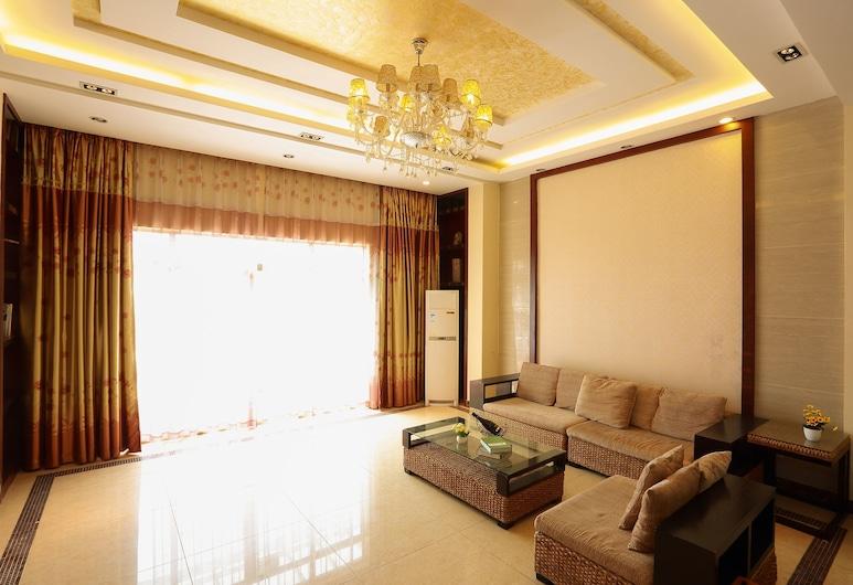 YUMI Apartment-Shanshui Country Garden, Foshan, Zimmer