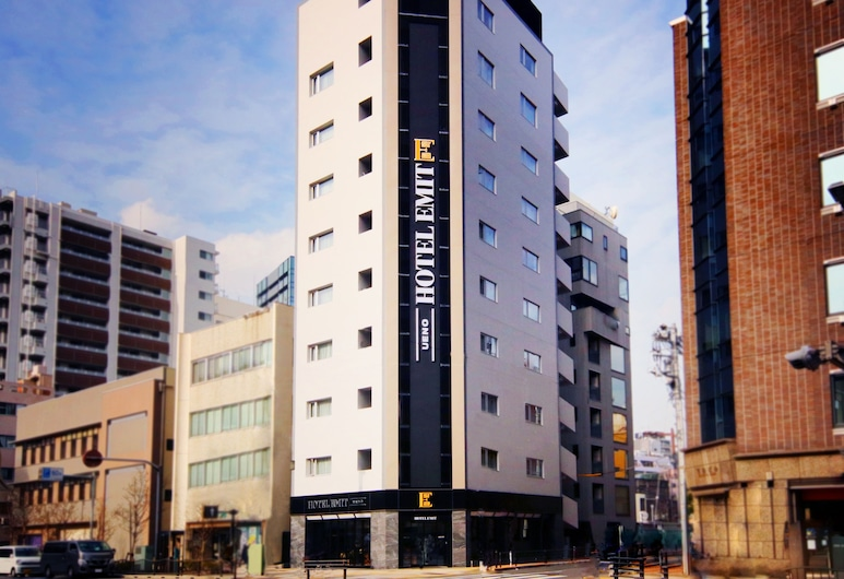 HOTEL EMIT UENO, Tokyo