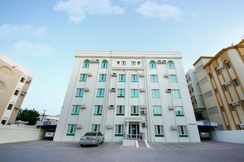 馬斯喀特國際酒店/