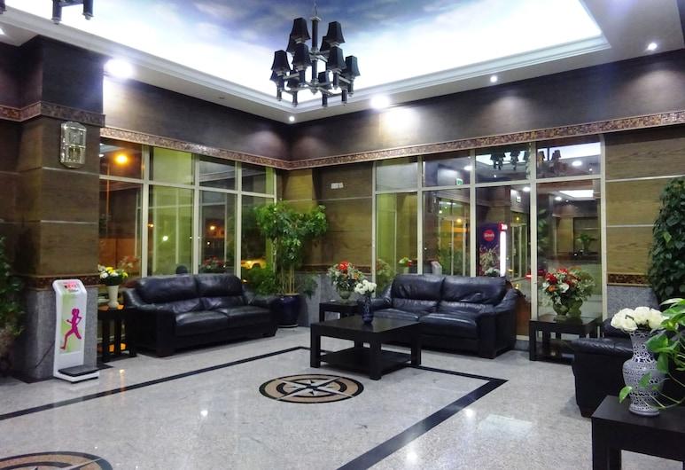 ZUBARA PLAZA 2, Manama, Sitzecke in der Lobby