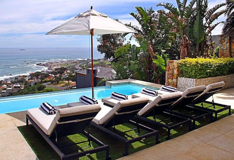 Adara, Cape Town, Luksuzna vila, 5 spavaćih soba, Pogled na plažu/ocean
