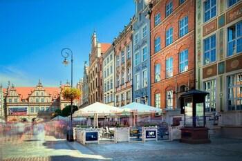 Gdańsk — zdjęcie hotelu IBB Hotel Dlugi Targ