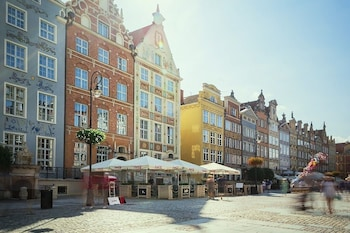 Foto IBB Hotel Dlugi Targ di Gdańsk