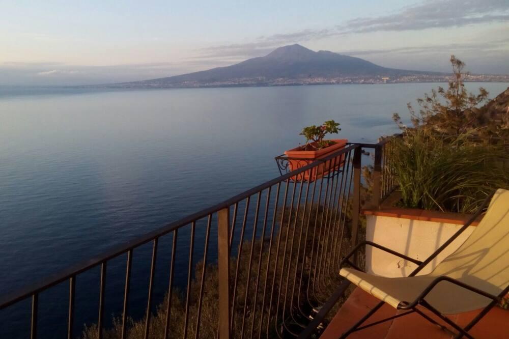 Deluxe Room, Balcony, Sea View - Balcony