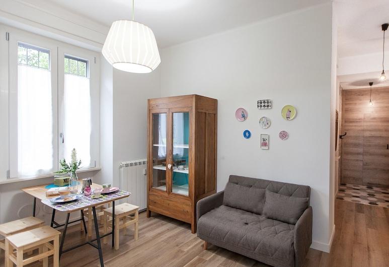 Rental In Rome San Giovanni, Rom, Lägenhet - 2 sovrum, Vardagsrum