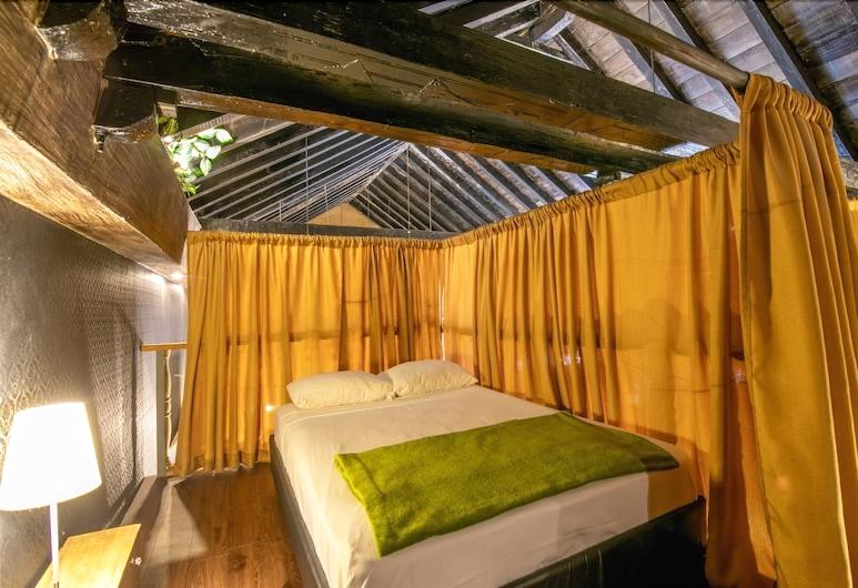 The Clock Hostel And Suites, Cartagena, Dormitorio Compartido, Cama Doble Superior , Camera