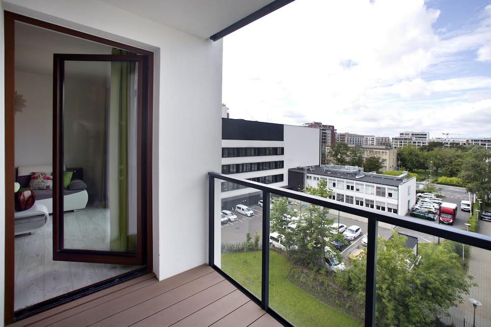 Apartment (Cybernetyki 2 (at Cybernetyki 7g)) - Balkon