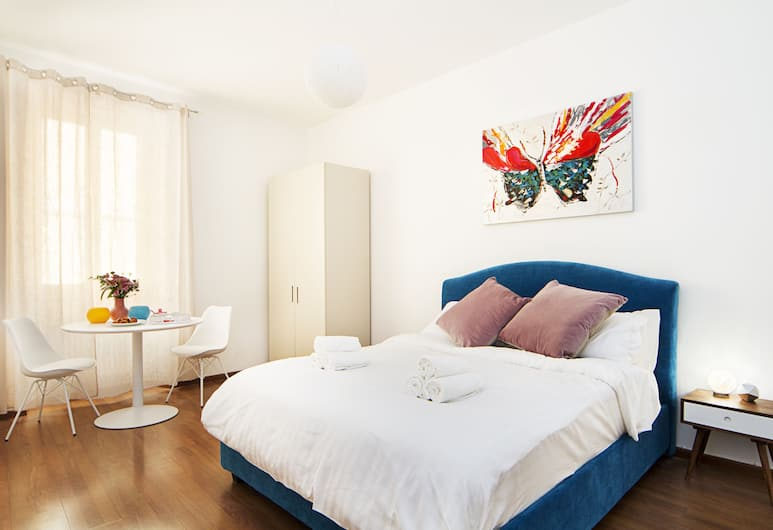Casa Bella Pantheon Luxury Apartment, Rome, Appartement, 2 chambres, Chambre
