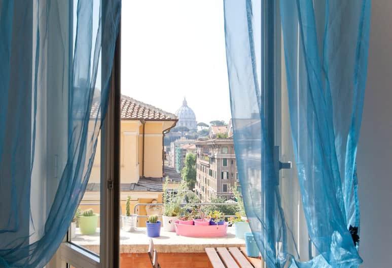 Rental In Rome Telesio, Rím, Apartmán, 2 spálne, Terasa