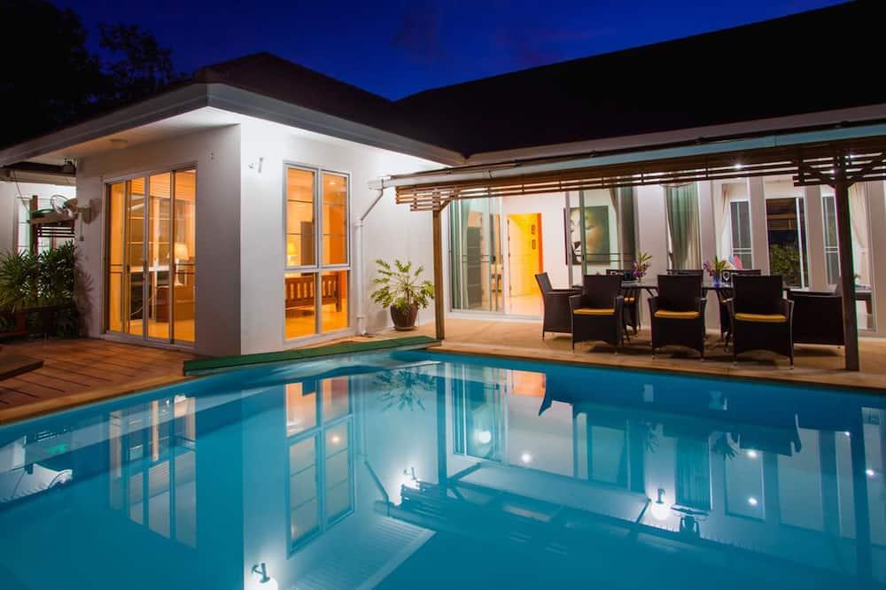 Na Thai Villa - Terrace/Patio