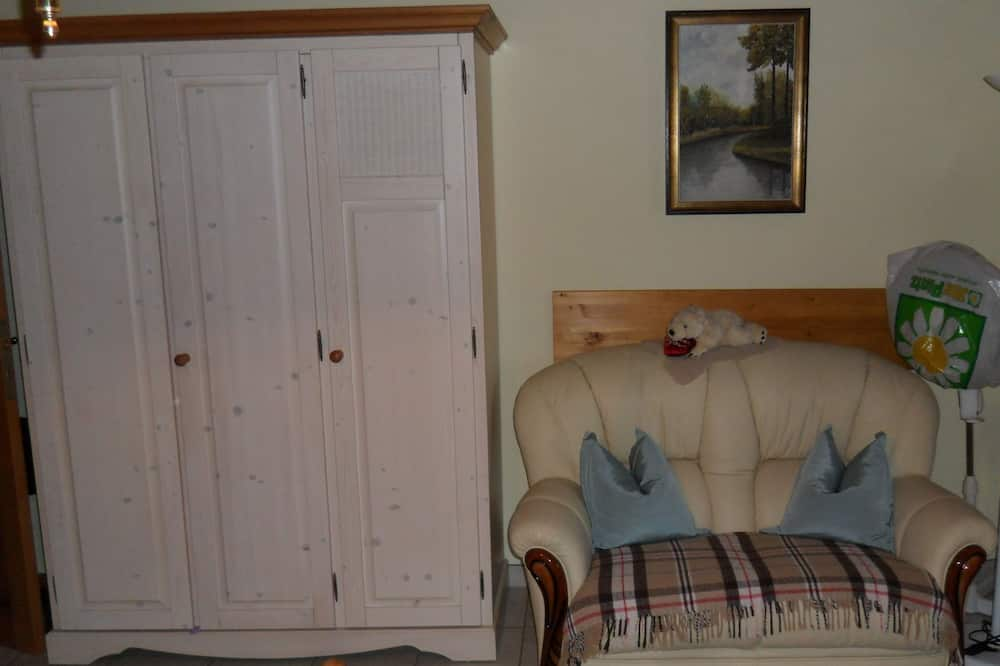Standard Double Room, 1 Double Bed - Living Area