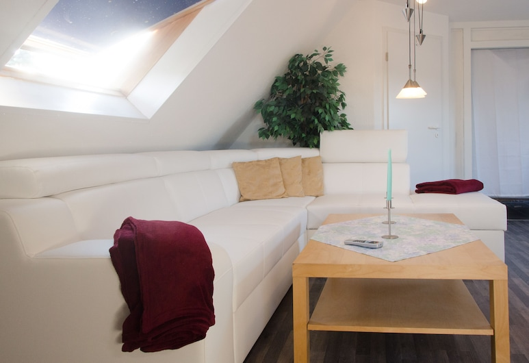 Ferienwohnung Haagedoernchen, Nettetal, Standard Διαμέρισμα, 4 Υπνοδωμάτια, 2 Μπάνια, Καθιστικό