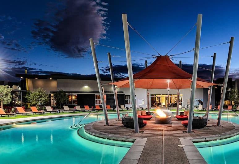 コージー 2 ベッドルーム アパートメント, ラスベガス, 屋外プール