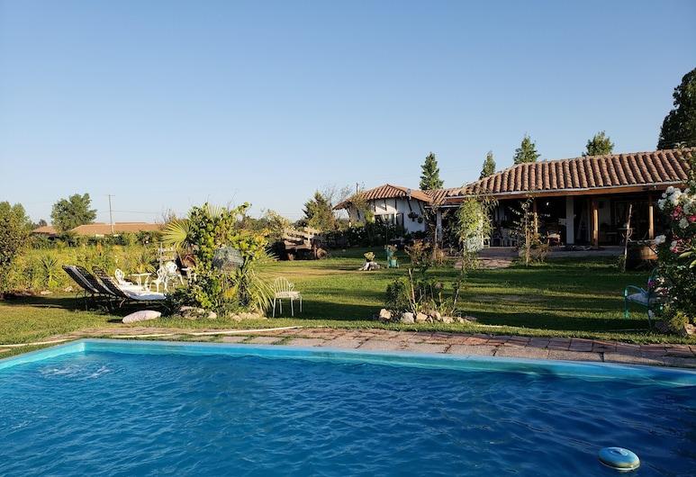 Hotel Vendimia Parador, Santa Cruz, Utomhuspool