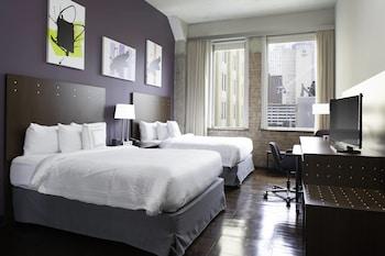 Foto van Fairfield Inn & Suites by Marriott Dallas Downtown in Dallas