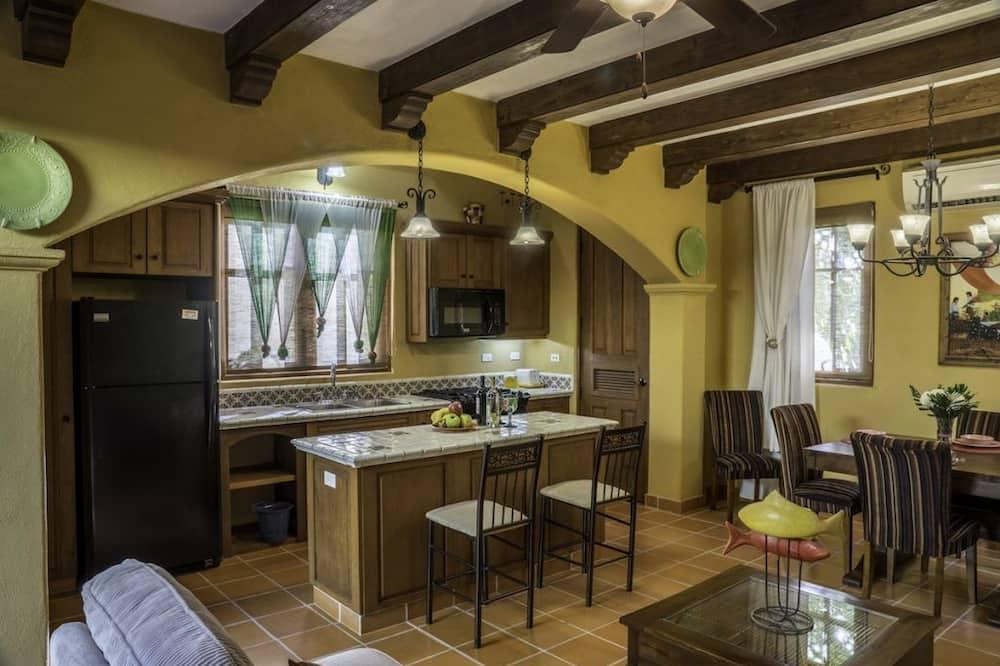 Family Villa, 2 Bedrooms - Living Area